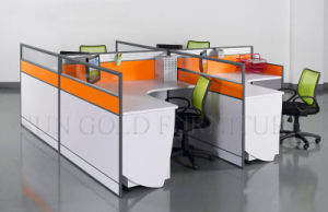 on Sale! ! ! Modern Staff Workstation, Office Desk (SZ-WS113) pictures & photos