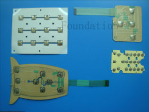 Rigid Printed Printing Circuit Circuit Board Flexible PCB pictures & photos