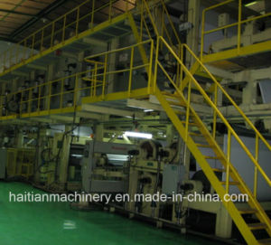 High Speed Automatic Tissue Paper Machinery pictures & photos