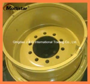 OTR Wheels Earthmover Steel Wheel 25-25.00/3.5 Wheel Loader Rim pictures & photos