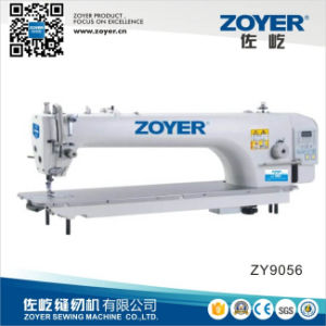 Zoyer Long Arm Direct Drive Computer Lockstitch Sewing Machine (ZY9056) pictures & photos