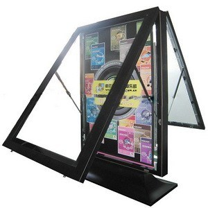 Double Sides Automatic Scrolling Light Boxes pictures & photos
