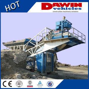 25m3 35m3 50m3 60m3 Mobile Batch Plant for Sale, Ready Mix Concrete Batch Plant pictures & photos