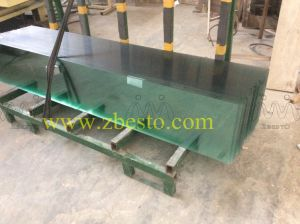 6mm, 8mm Thick Large/Big Toughened Glass Countertops pictures & photos