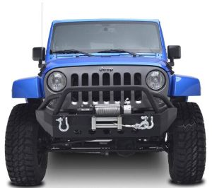 No. 3 Front Bumper for Jeep Wrangler 07+ pictures & photos