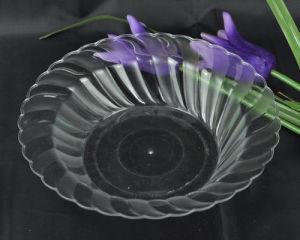 "5"" Plastic Crystal Dessert Bowl (ZB50)"