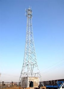 500kv Power Transmission Steel Tower pictures & photos
