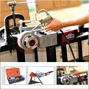 "1/2""-2"" Portable Pipe Threader/ Pipe Threading Machine (SQ30-2B) pictures & photos"