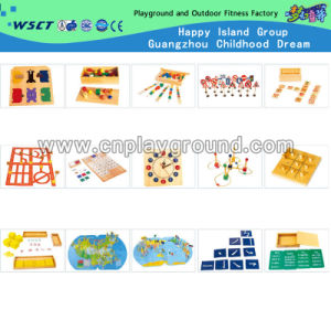 Daily Life Knowledge Montessori Toy for Sale (HC-243-1) pictures & photos