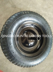 Lowest Price High Quality Huge Quantity Air Rubber Wheel (400-8) pictures & photos