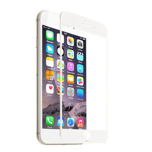 3D Full Screen Cover Tempered Glass Screen Protector Colors Film for iPhone 6 6s pictures & photos