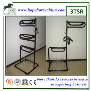 Foldable Western Horse Saddle Rack pictures & photos