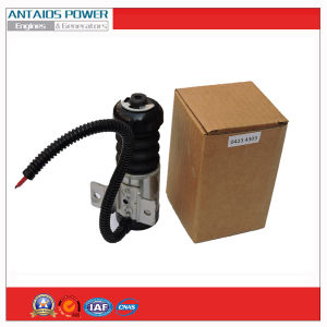 Diesel Engine Parts-Magnet Solenoid 0423 4303 pictures & photos