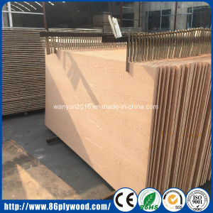 Commercial Plywood Ash Melamine Paper Faced/Laminated Plywood pictures & photos