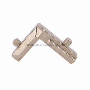 4545 Series Industrial T Slot Aluminum Profile L Bracket pictures & photos