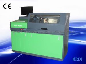 Ccr-6000 Easy Operation Injection Pump Test Machine pictures & photos