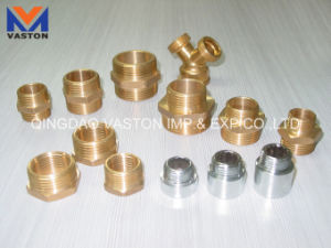 Brass Pipe Fitting with Ce, ISO9001 Certification: pictures & photos