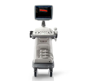 Ultrasound Ultrasonic Scanner Color Doppler Trolley System (SC-S11) pictures & photos