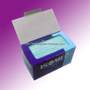 Non-Woven Face Mask Tie-On By Leading-Wire (MC29-A) pictures & photos