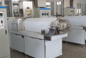 100-150kg/H Double Screw Puffed Food Extruder pictures & photos