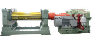 Rubber Mixer/Two Roll Open Mixing Mill/Rubber Mixing Machine Xk450/550/610/660 pictures & photos
