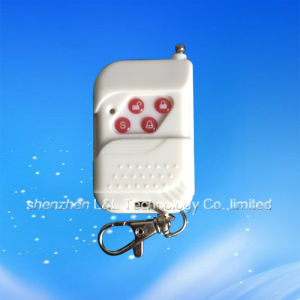 Wireless 433MHz Non-Antenna Metal Remote Control for Home Alarm System
