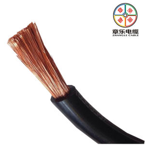Low Voltage Rubber Sheathed Welding Cable (450/750V) pictures & photos