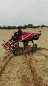 Aidi Brand Most Advanced Mist Engine Power Sprayer for Muddy Paddy Field and Farm pictures & photos
