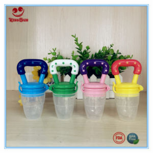 BPA Free Food Grade Silicone Baby Fresh Fruit Feeder pictures & photos