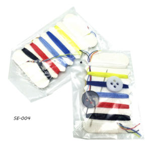 Hotel Amenities Sewing Kit 1 Amenities Manufacturer OEM pictures & photos