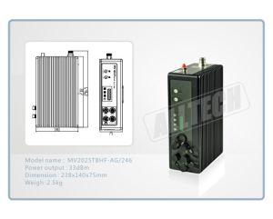 2watt -4watt Adjustable Wireless Video Cofdm Transmitter pictures & photos