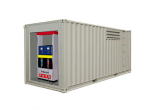 Portable Container Station 19, 200 Liters