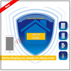 IP Cloud Burglar Alarm, Ethernet pictures & photos