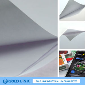 90g High Gloss Paper/110g Yellow Release Paper (CC4A212)