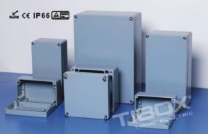 Aluminum Enclosure/Die Casting Switch Box pictures & photos
