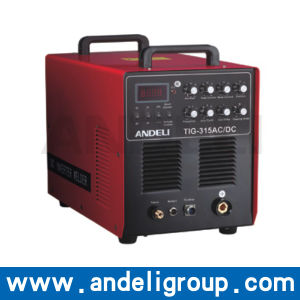 TIG Welding Machine Price (TIG-315) pictures & photos