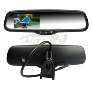 """4.3"""" OEM Car Rear View Mirror with Auto Brightness Adjustment (HM-430) - for Toyota"""