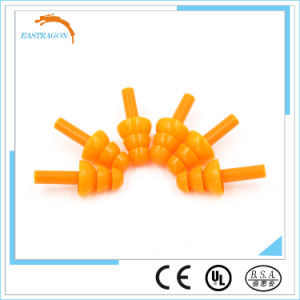 Custom Silicone Soft Earplugs Waterproof pictures & photos