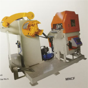 3 in 1 Precision Nc Servo Straightener Feeder W/Uncoiler pictures & photos