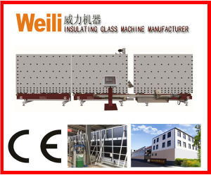Two Part Ig Glass Sealing Machine Double Glazing Production Line pictures & photos