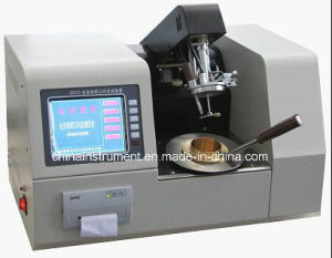 High Precision Petroleum Products Pensky-Martens Closed Cup Flash Point Tester pictures & photos
