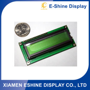 1602 Character/ Alphanumeric LCD Module for Sale pictures & photos