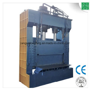 Hydraulic Guillotine Metal Scrap Shear Machine pictures & photos