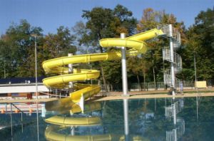Swimming Pool Slide (HZQ-03)