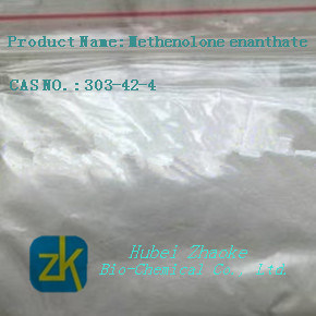 Muscle Building Hormone Steroids of Methenolone Enanthate pictures & photos