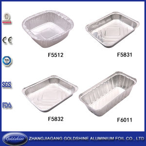 Aluminum Foil Container for Carry-out pictures & photos