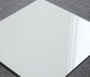 European Standard 60X60cm Super White Polished Porcelain Tiles with Ce Approved (E36100A) pictures & photos