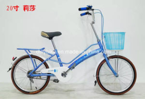 20inch Low Price, High Quality, City Bike, City Bicycle pictures & photos