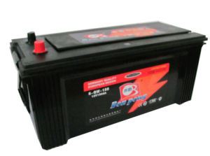 Dry Car Battery/ JIS N150 12V150ah Mf Car Battery/Storage Battery/Starting Car Battery pictures & photos