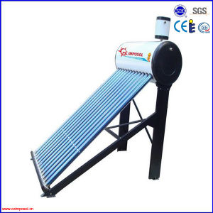How to Build a Vacuum Tube Solar Water Heater Heater pictures & photos